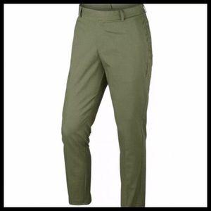 ⭐️ Nike Green Dry Fit Modern Fit Golf Pants